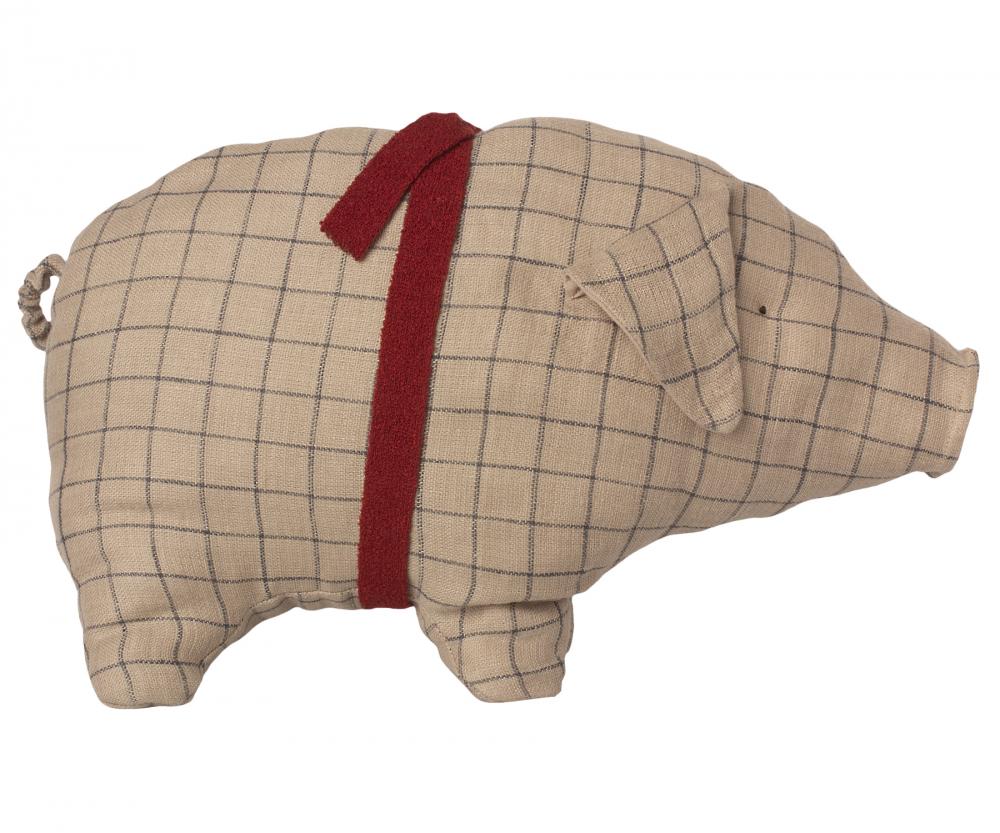 Maileg Schwein sand medium 2020