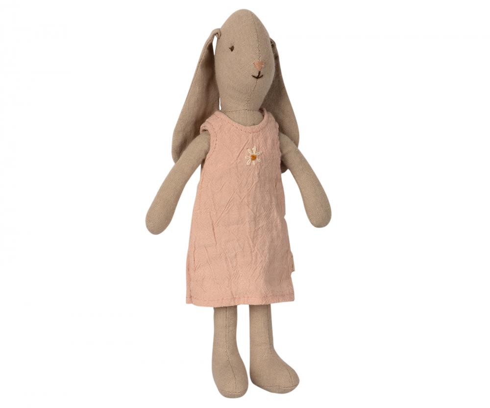 Maileg Hase Bunny mit rosa Kleid Größe 1 - 2021