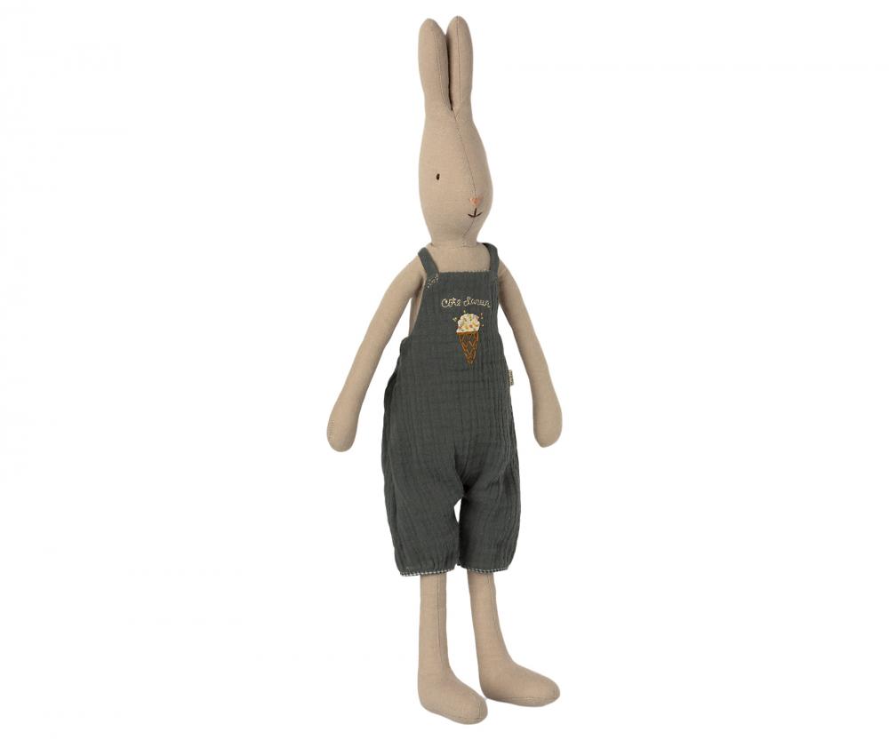 Maileg Hase Rabbit Größe 3 Overall grün 2021