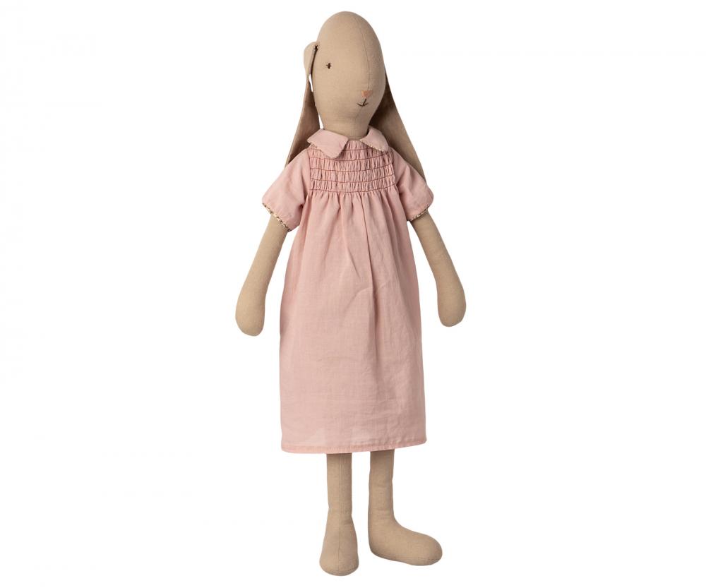Maileg Hase Größe 4 im rosa Kleid 2021