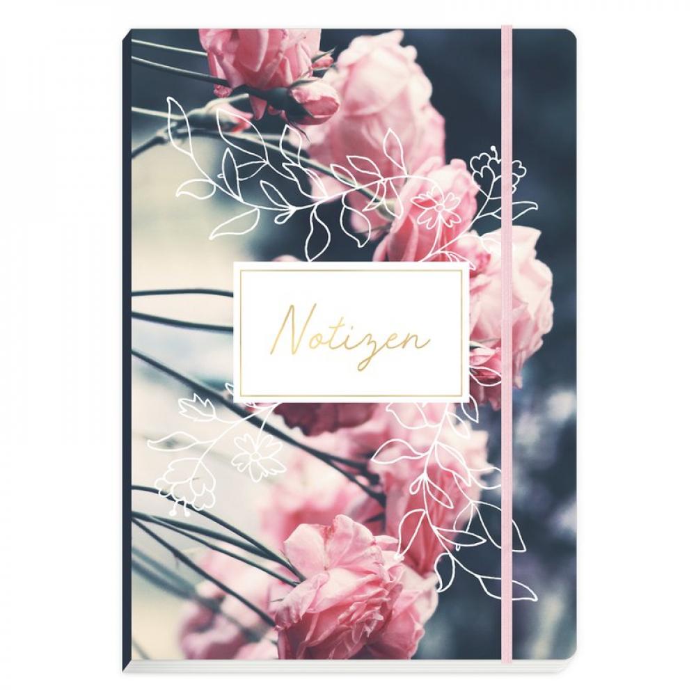 Notizbuch Blumen Grätz Verlag A5